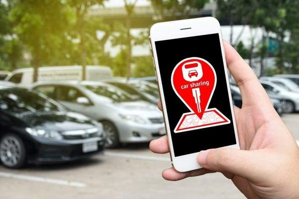 plateformes de car sharing