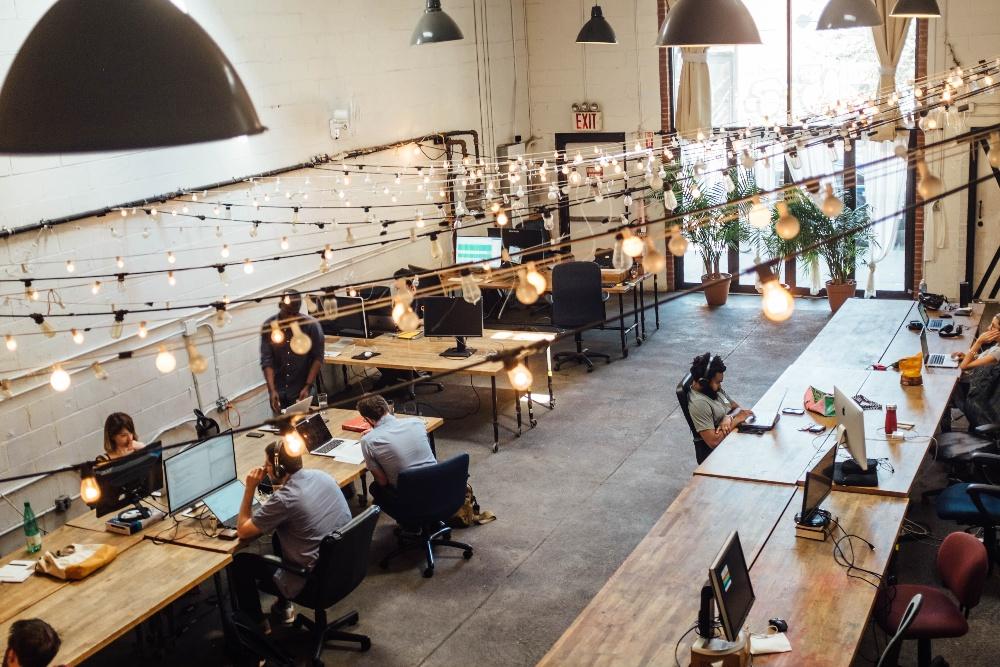 Coworking space advantages